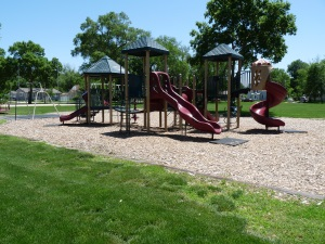 Buffalo Square: Playground