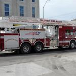 Aerial Fire Truck
