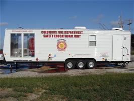 Safety Education Trailer