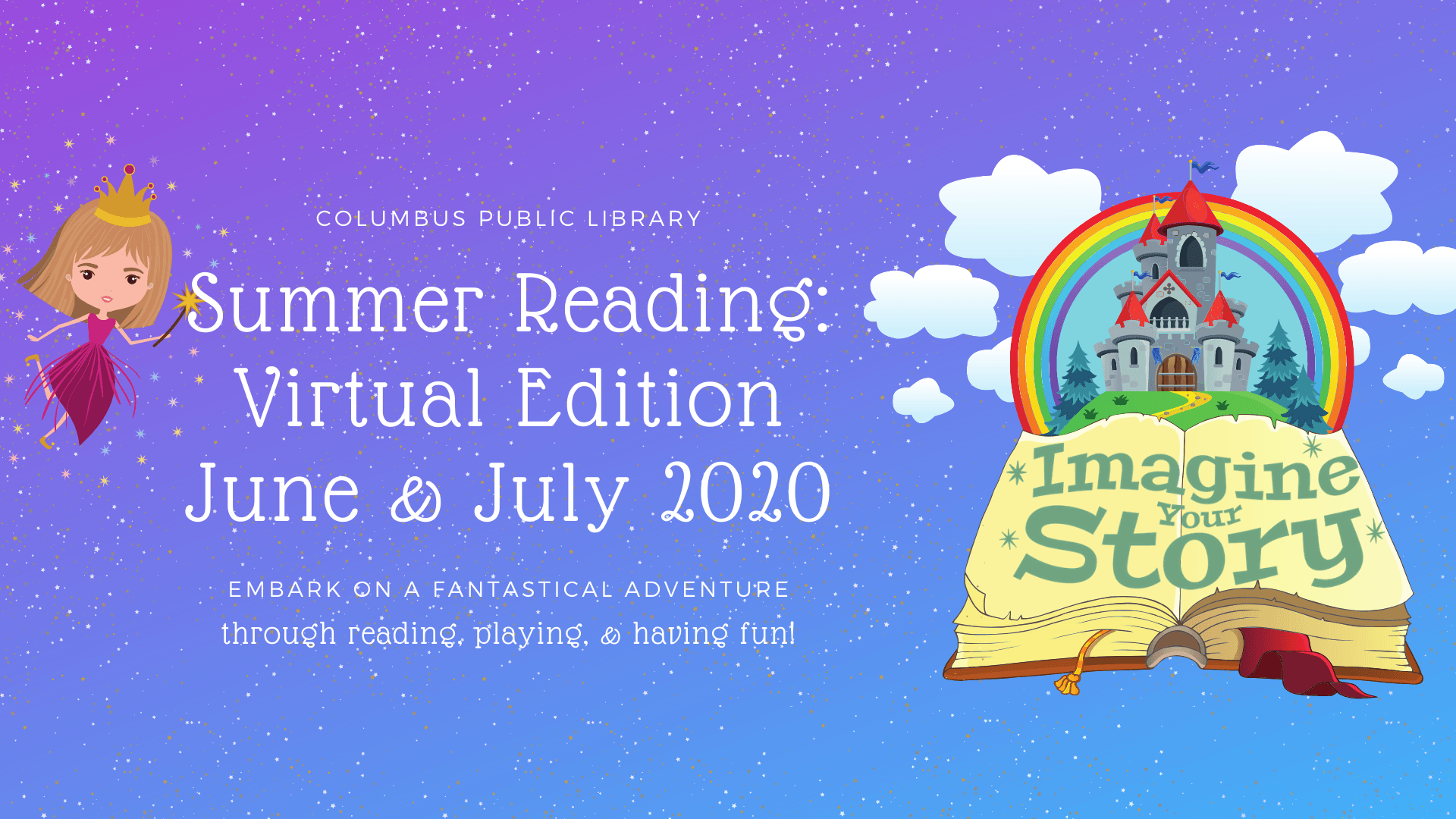 Summer Reading Promotion